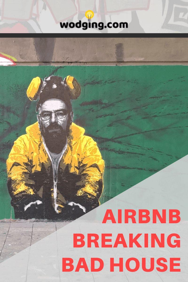 Breaking Bad Haus auf Airbnb gelistet