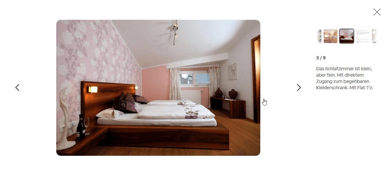 Fantasie von Airbnb Gästen anregen