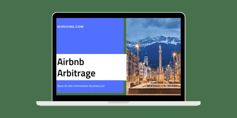 Airbnb Arbitrage - Bau dir dein Business auf
