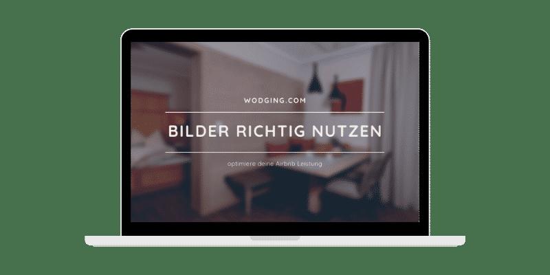 Airbnb Bilder und Beschreibungen für dich nutzen