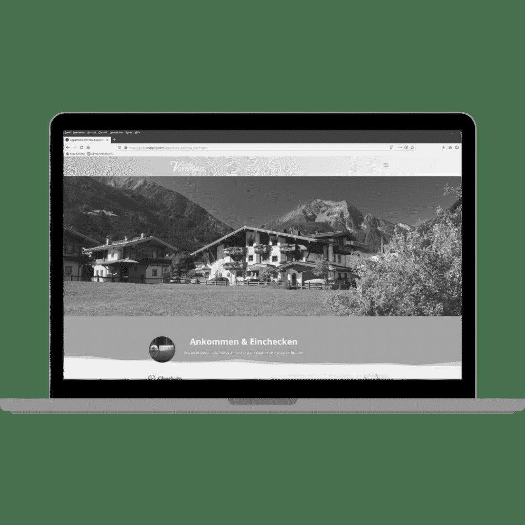 Digitale Gästemappe für Kleinvermieter & Airbnb - wodging.com